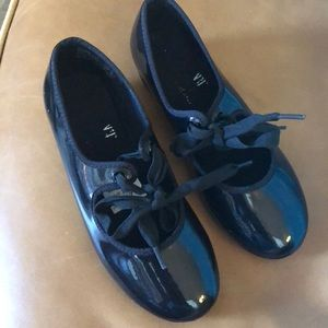 Girl Tap shoes